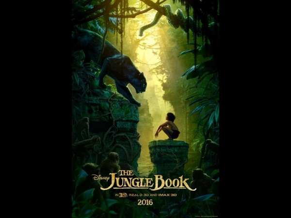 Look At This First Poster For Disney THE JUNGLE BOOK