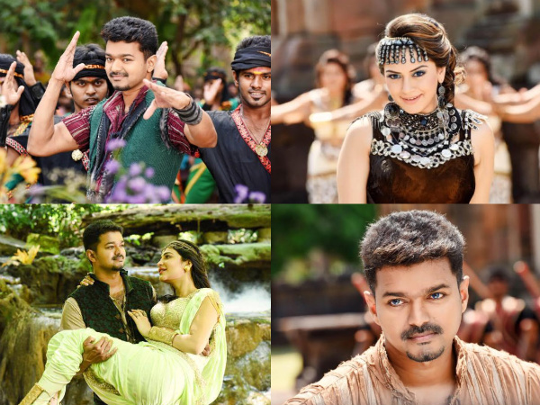 18 Minute Video Of Vijay's Puli, The Entire Team Is In Shock
