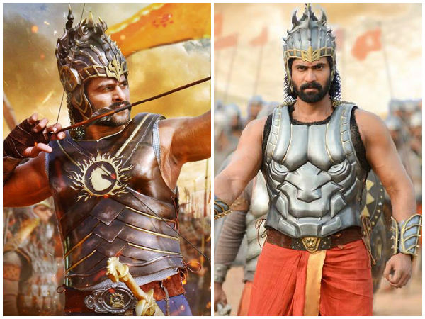 Baahubali Facebook page has crossed 2 Million fans