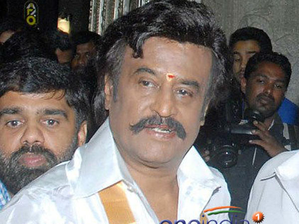 Superstar Rajini's new getup spreading viral! ?