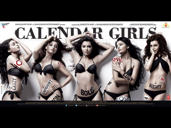 Calendar Girls new poster