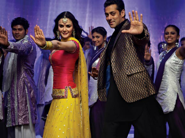 I was scared of Salman Khan, says Preity Zinta