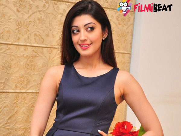 Pranitha 's Actions in 'Dynamite' will Stun Audiences