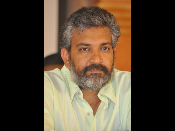 Rajamouli about his Dad
