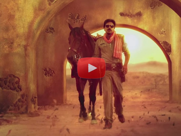 Sai Dharma Teja's Subramanyam for Sale trailer with Pawan Dialouge