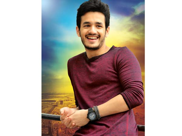 Akhil akkineni joined in instagram