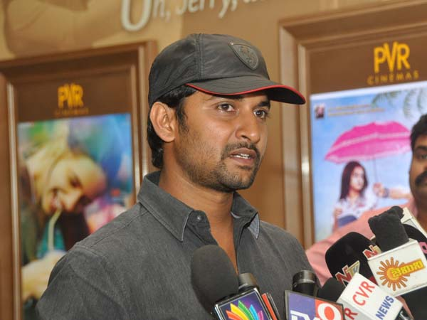 Yes, I'm in Eega-2: Nani