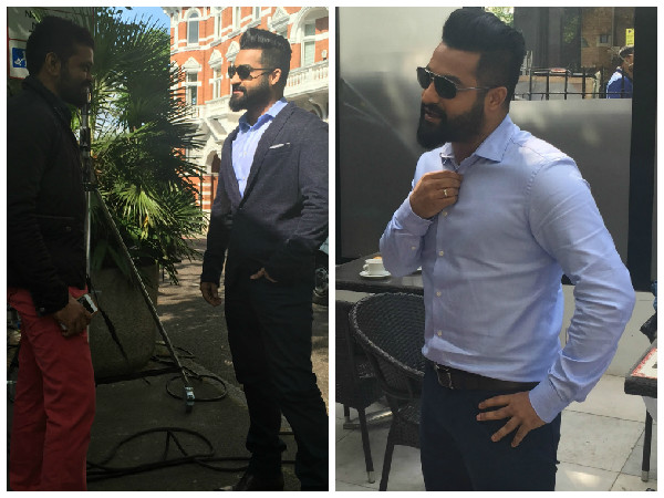 Alternative title for NTR's movie Nannaku Prematho?