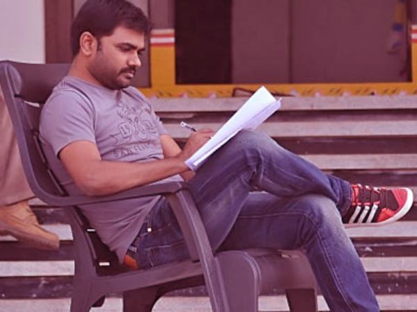 What's Director Maruthi's next