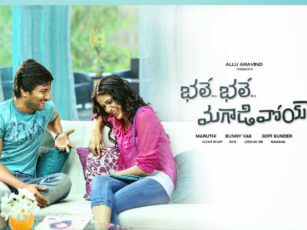 Bhale Bhale Magadivoy 1 million mark US box office