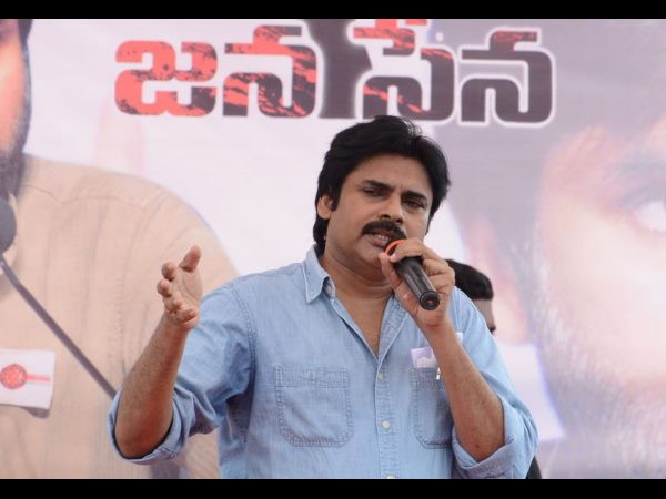 Pawan Kalyan Pays 3 Lakhs For The Damage Created By His Fans