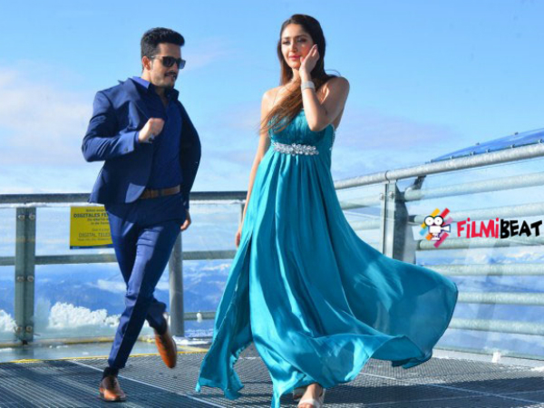 Akhil debut film 'Akhil' :TV5 buys audio launch rights