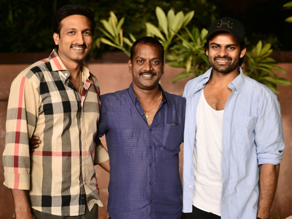 Hero Gopichand wished all the best to Sai Dharam Tej