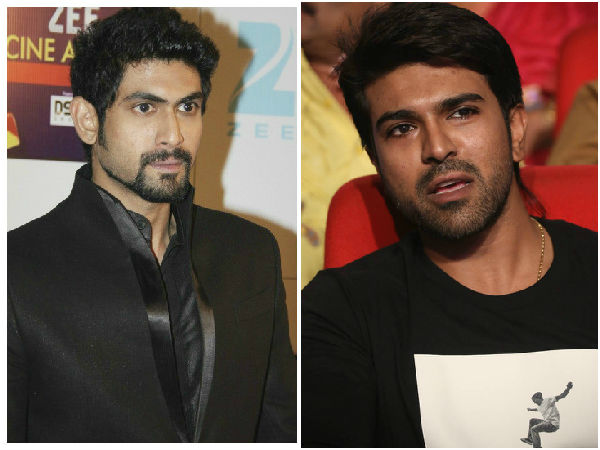 'Thani Oruvan' remake :Rana to fight with Ram Charan?