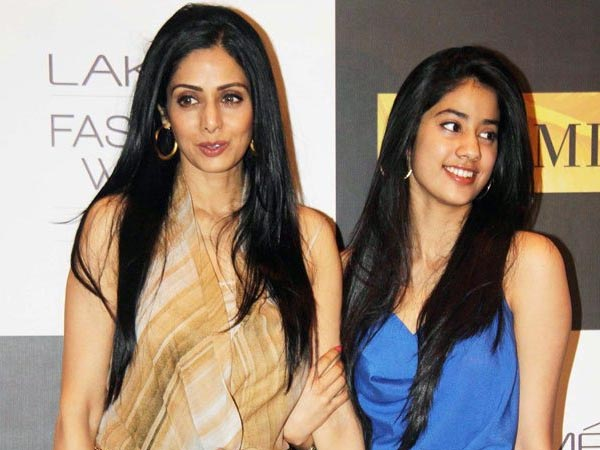 Sridevi About Jhanvi Kapoor's Bollywood Debut