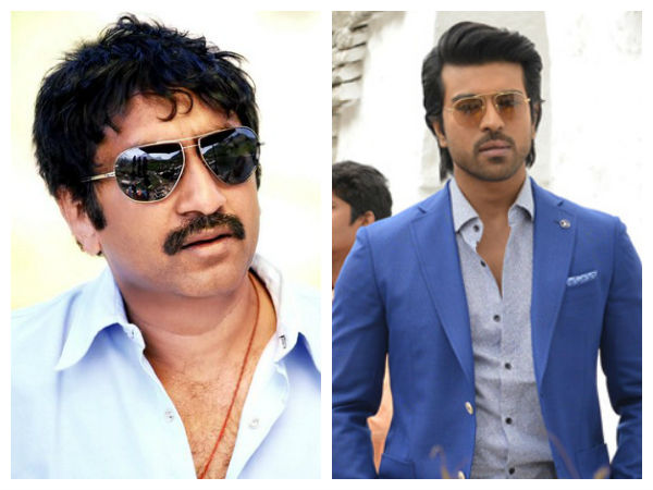 Bruce Lee : Ram Charan wishes to Srinu Vytla