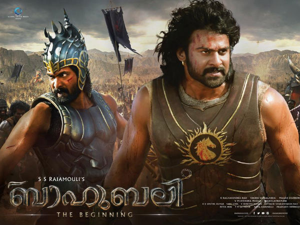 Baahubali for Mallu fans on Oct 4th