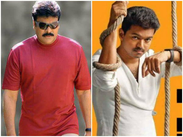 Chiranjeevi's 150th film is 'Kaththi' remake