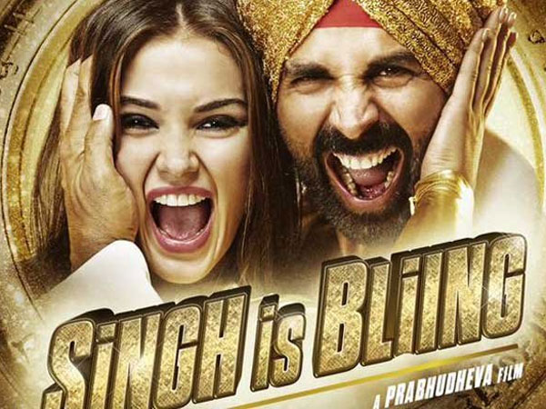'Singh is Bliing' earns Rs.54.44 crore in three days