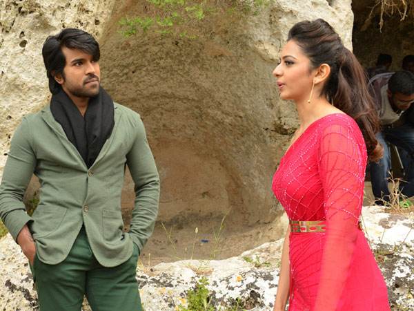 Ramcharan's Bruce Lee Tamil title in trouble ?