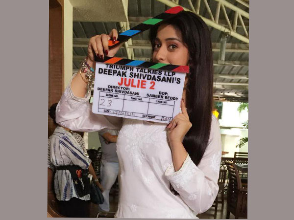Rai Laxmi's Bollywood project goes on floors