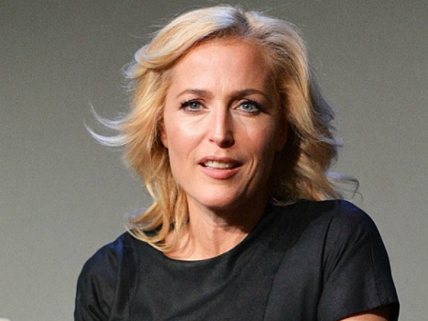 Hollywood actress Gillian Anderson pens letter to Indian Health Ministry