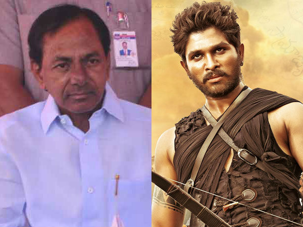 KCR and family to watch Rudhramadevi