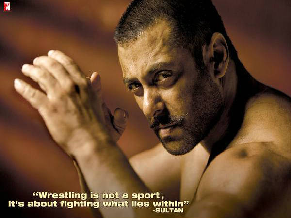 Wow! Salman Khan's Look In Sultan