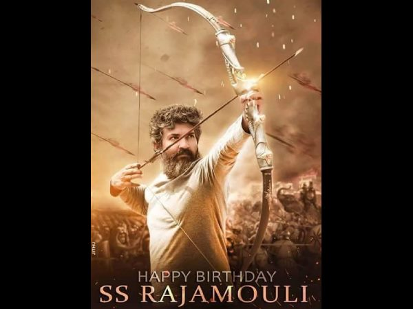 Happy Birthday Rajamouli