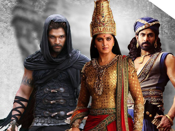 Rudhramadevi First Day Collections