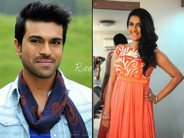 Ram Charan about Niharika's film entry