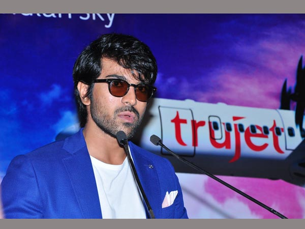 Ram Charan Clarify about TruJet