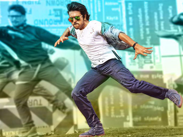 Leak: Story of Ram Charan's Bruce Lee movie