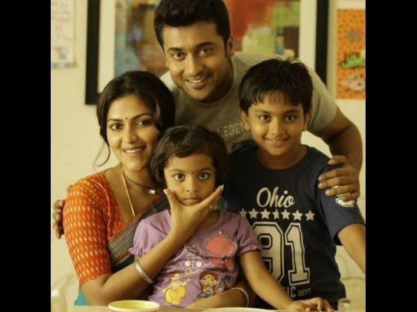 Surya's Pasanga 2 as 'Memu' in Telugu