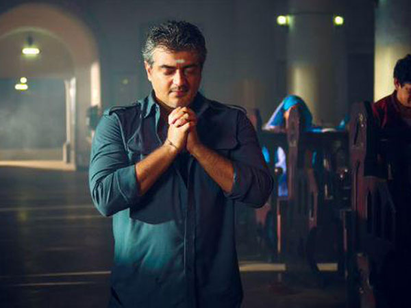 Ajith injured while shooting for Vedalam