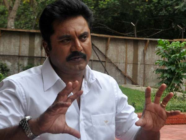 Sarath kumar Press Meet: Agreement with SPI cinemas cancelled in Sept