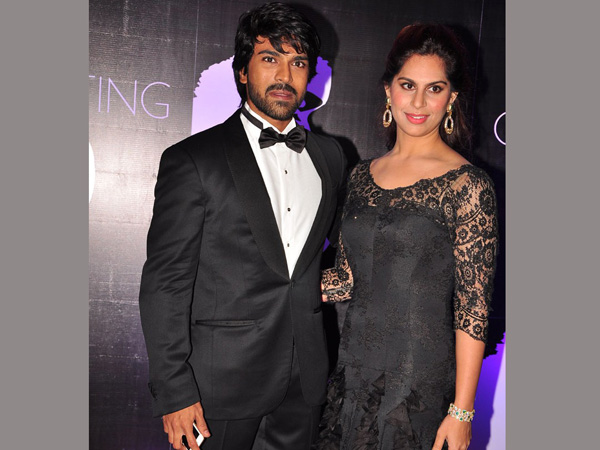 Ram Charan planning long holiday along with his wife