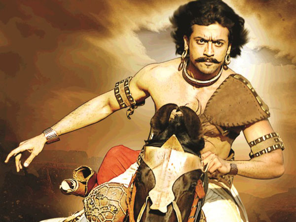 Baahubali 2? No I've not signed -Surya