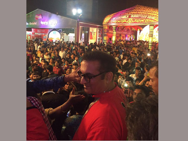 Woman accuses singer Abhijeet Bhattacharya of molestation at Puja Pandal