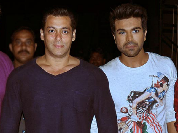 Salman Khan offers Ram Charan two-hero project with him