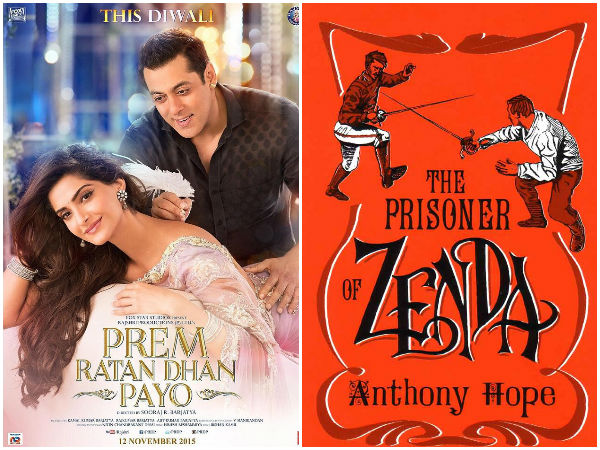 Salman Khan's 'Prem Ratan Dhan Payo' copied from