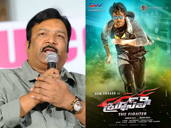 Kona Venkat quashes all rumours