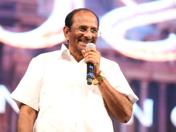 I am a liar and a thief: Vijayendra Prasad
