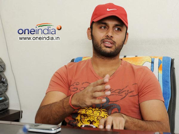 Nitin cameo roles in Nagachaitanya movie
