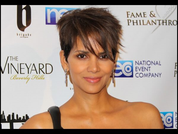 Halle Berry About Domestic Violence Charity and Divorce