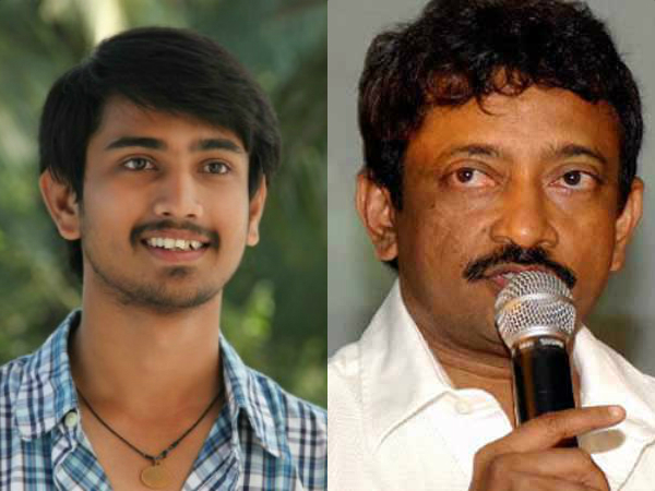 Raj Tarun is a very sweet, serious and passionate guy: Ram Gopal Varma