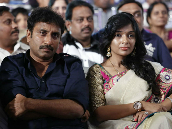 Srinu Vaitla back from China trip