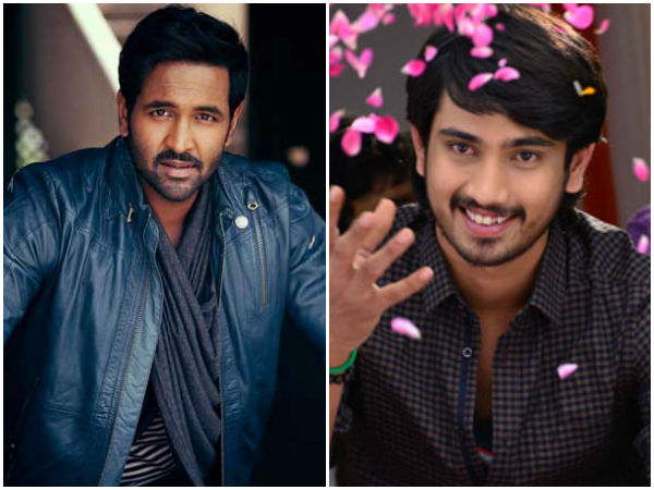 Raj tarun joins with Manchu Vishnu for remake