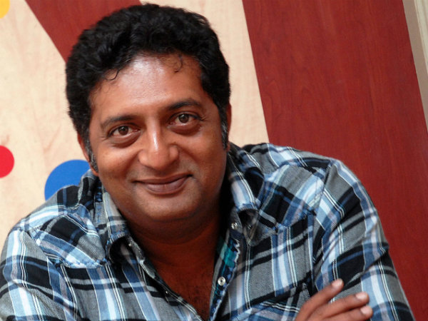 Prakash Raj in Niharika's debut