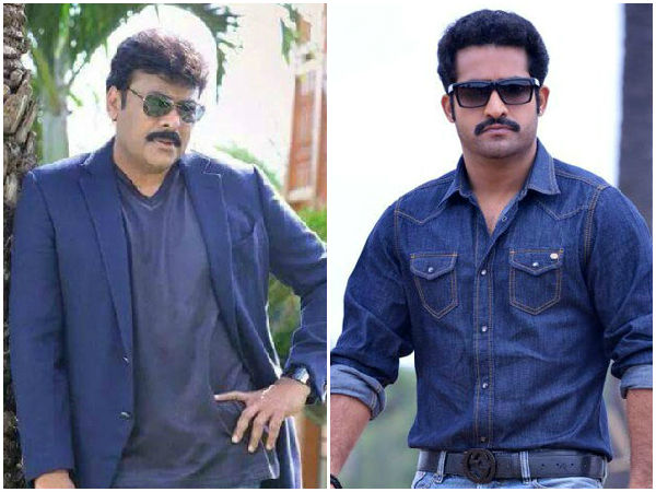 Chiranjeevi and Ntr eye on Ajith movie 'Vedalam' ?